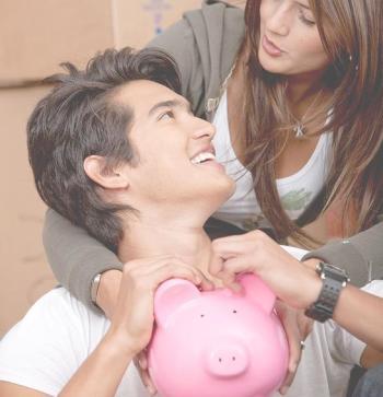 pareja presupuesto